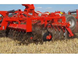 Tárcsás talajművelők