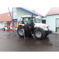 Lamborghini traktor átadás