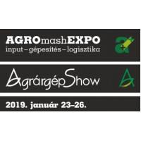 AGRÁRGÉPSHOW 2019