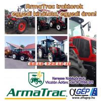 ArmaTrac traktorok