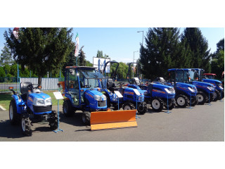 ISEKI kompakt traktorok