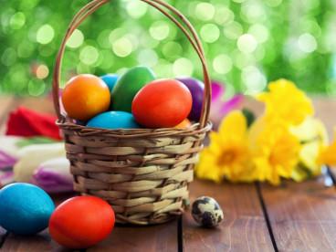 Kellemes Húsvéti Ünnepeket kívánunk