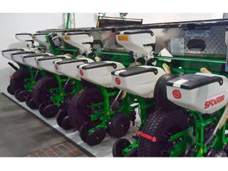 Kukoricavető gépek