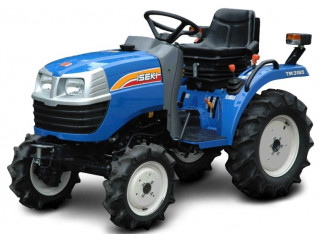 ISEKI TM 3185 kompakt traktor