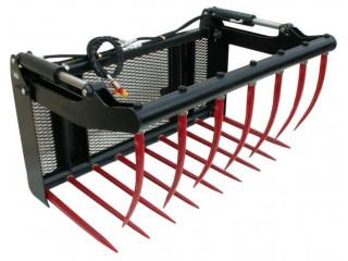 TRAC-LIFT homlokrakodó FG hidraulikus trágyavilla