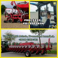 VP2-4.1.8-21 Mezőgazdaság digitális átállásához kapcsolódó precíziós fejlesztések támogatása