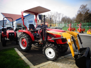 JINMA HHJM-244E(4WD) traktor