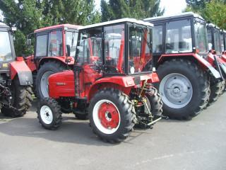 JINMA HHJM-354E 4WD traktor