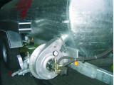 FLIEGL VFW Vákuumszivattyús tartálykocsi