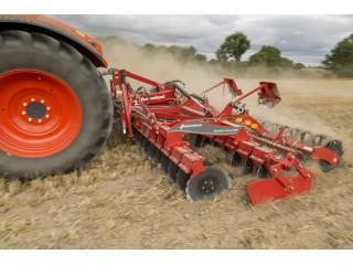 KVERNELAND Qualidisc Farmer kopakt rövidtárcsa