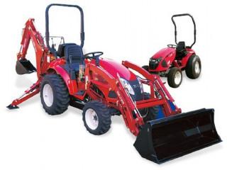 TYM T265 traktor