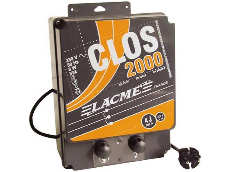 Clos 2000 hálózati villanypásztor